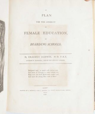 A Plan for the Conduct of Female Education in Boarding Schools