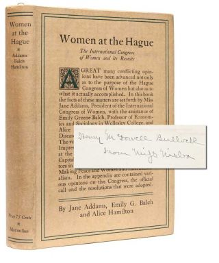 Image 6 of 6 for Women at the Hague: The International Congress of Women and its Results, by...
