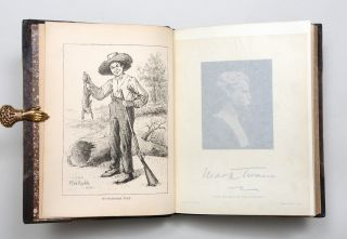 Adventures of Huckleberry Finn (Inscribed First edition)