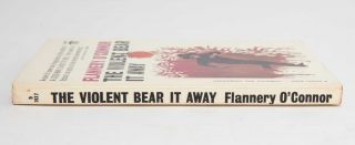 The Violent Bear It Away (Signed association copy)