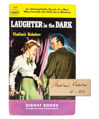 Laughter in the Dark (Signed Association copy)