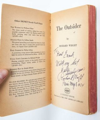 The Outsider (Presentation copy)
