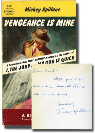 Image 1 of 1 for Vengeance is Mine (Presentation Copy