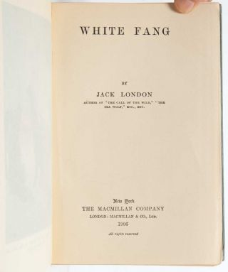 Image 5 of 7 for White Fang