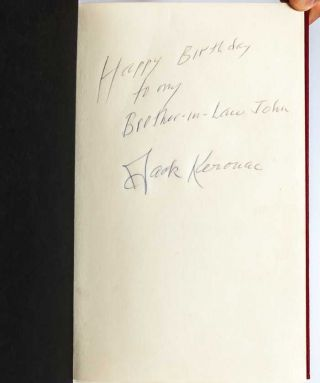 Image 5 of 8 for A Sense of Dark (Inscribed by Kerouac