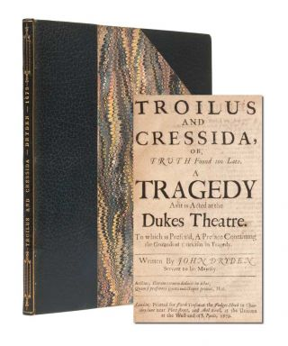 Image 1 of 6 for Troilus and Cressida, Or, Truth found too Late. A Tragedy As it is Acted at the...