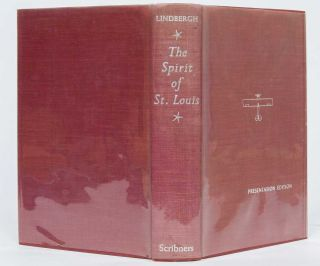Image 8 of 9 for The Spirit of St. Louis (Signed Presentation Edition