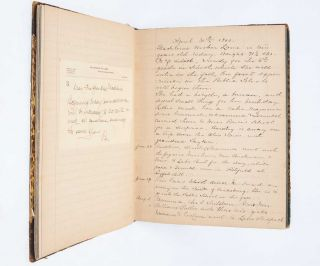 An exceptional, multi-generational mothers' diary, documenting three generations of women at the turn of the century