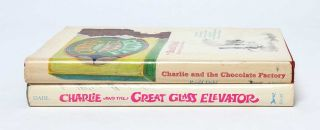 Charlie and the Chocolate Factory [with] Charlie and the Great Glass Elevator
