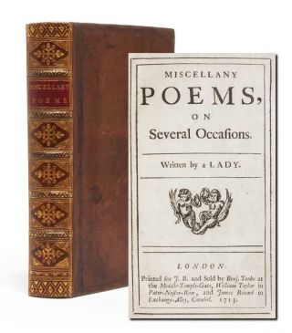 Miscellany Poems on Several Occasions