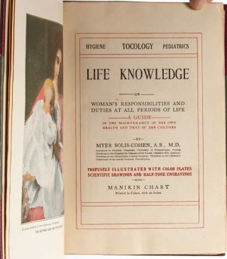 Image 3 of 5 for Life Knowledge, or, A Woman's Responsibilities and Duties at All Periods of Life