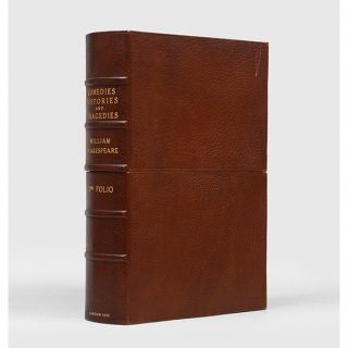 Comedies, Histories, and Tragedies. Published according to the true Originall Copies. The second impression.