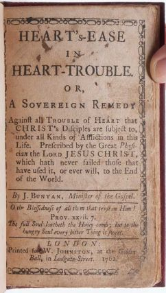 Heart's-Ease in Heart-Trouble.