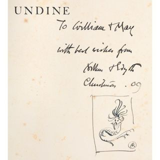 Image 3 of 4 for Undine (Presentation copy