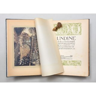 Image 4 of 4 for Undine (Presentation copy