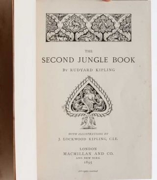 The Jungle Book & The Second Jungle Book