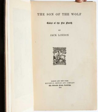 Image 3 of 7 for The Son of the Wolf: Tales of the Far North