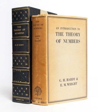 Image 1 of 6 for An Introduction to the Theory of Numbers