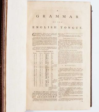 Image 7 of 9 for A Dictionary of the English Language (in two volumes