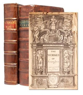 Image 1 of 13 for The Workes of Benjamin Jonson. [together with] The Workes of Benjamin Jonson....