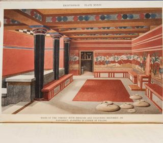 Image 3 of 8 for The Palace of Minos at Knossos