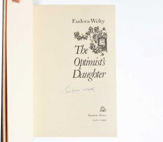 The Optimist's Daughter (Signed First Edition)