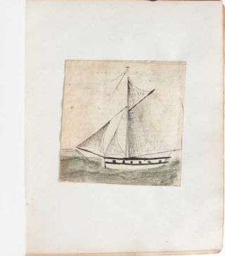 Image 7 of 8 for Recording a young woman's fascination with the sea and the adventures it could...