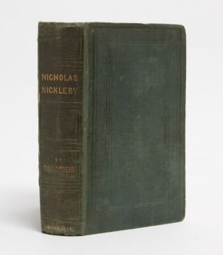 Image 1 of 9 for The Life and Adventures of Nicholas Nickleby