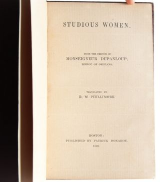 Studious Women (Association Copy)