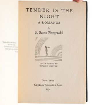 Image 6 of 9 for Tender is the Night