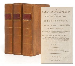 Image 1 of 11 for The Lady's Encyclopedia: or, A Concise Analysis of the Belles Lettres, the Fine...