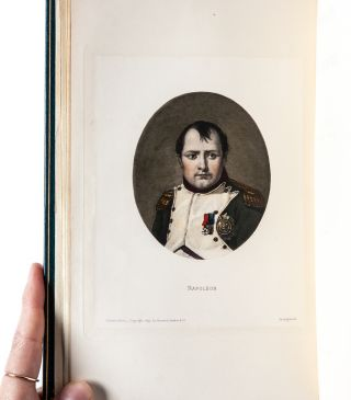Napoleon and the Fair Sex (Extra-Illustrated in Cosway-Style Binding)
