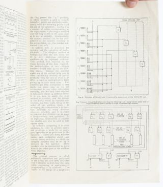 Image 6 of 7 for The ENIAC--high speed calculating machine