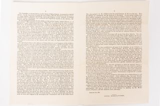 Image 3 of 5 for Resolutions Passed at a Public Meeting of the Inhabitants of Alnwick, held the...