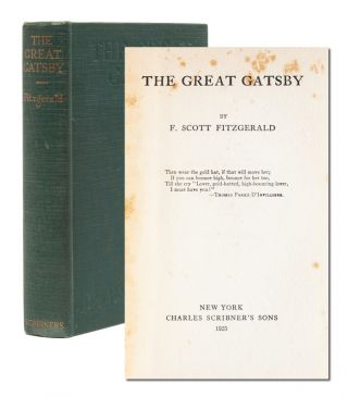 Image 1 of 7 for The Great Gatsby