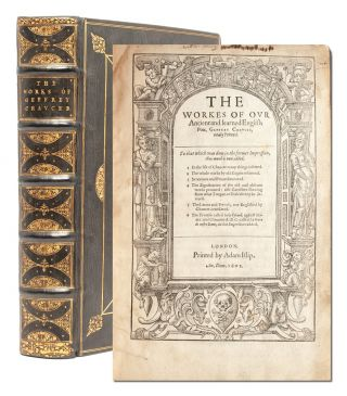 Image 1 of 9 for The Workes of our Ancient and Learned English Poet, Geffrey Chaucer, newly printed