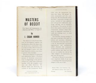 Image 3 of 8 for Masters of Deceit (Inscribed