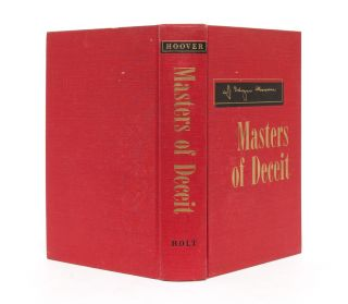 Image 4 of 8 for Masters of Deceit (Inscribed