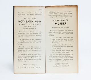 Perry Mason in the Case of the Moth-eaten Mink (Presentation copy)