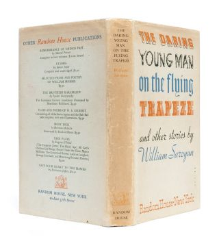 The Daring Young Man and the Flying Trapeze (Inscribed First Edition)
