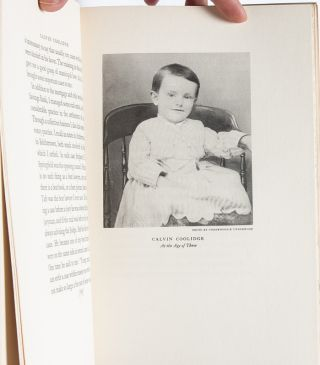 Image 7 of 8 for The Autobiography of Calvin Coolidge (Signed Ltd. Edition