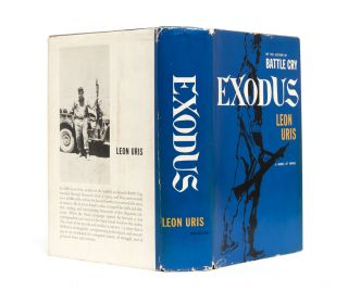 Exodus (Signed First Edition)