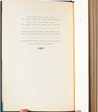 Image 6 of 12 for A King's Story: The Memoirs of the Duke of Windsor [with] The Heart Has its...