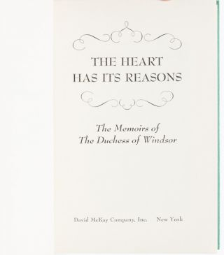 Image 9 of 12 for A King's Story: The Memoirs of the Duke of Windsor [with] The Heart Has its...