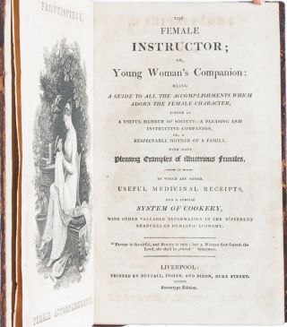 The Female Instructor; or, a Young Woman's Companion