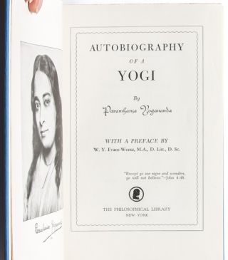 Image 7 of 10 for Autobiography of a Yogi