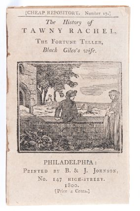 The History of Tawny Rachel, the Fortune Teller, Black Giles' Wife