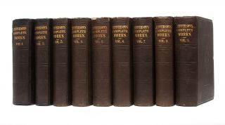 The Writings of Thomas Jefferson: Being his Autobiography, Correspondence, Reports, Messages, Addresses, and Other Writings Official and Private...(in 9 volumes)