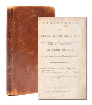 Image 1 of 6 for Strictures on Female Education