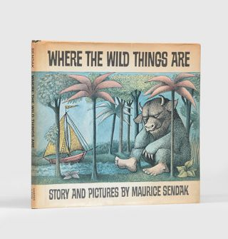 Image 1 of 2 for Where the Wild Things Are (Inscribed First Edition